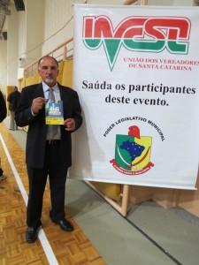 UVB presente no Seminário Estadual de Vereadores em Urubici/SC