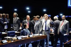 Sete projetos da reforma política foram aprovados pelo Senado