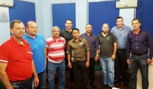ACVERMAU reúne vereadores em Taquaruçu do Sul