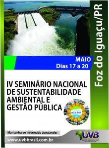 Foz do Iguaçu: Dias 17 a 20 de maio