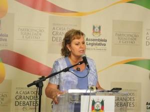 Silvana Covatti será homenageada no encontro de mulheres