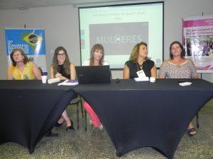 Mulher na Política foi o tema desta manhã no Congresso de Florianópolis