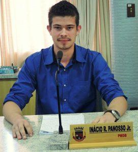 Junior Panossso o vereador mais jovem do Rio Grande do Sul