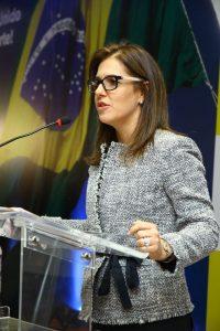 Participação feminina na política foi tema liderado pela ministra do TSE Luciana Lossio