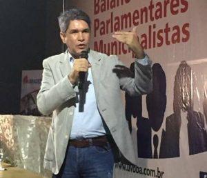 Professor Issac Carneiro confirmado no Congresso da UVB
