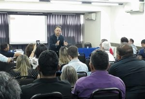 Vereadores de seis Estados participaram da etapa Natal/RN do Encontro de Legislativos