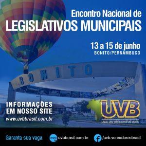 Encontro de Legislativos Municipais – Bonito/PE