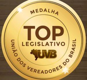 """""""Medalha TOP LEGISLATIVO 2019″ vai homenagear 100 personalidades do país em Gramado"""