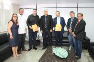 Câmara recebe convite para posse de diretoria da UVB secção de Pernambuco