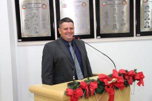 Ailton Sardo é eleito Presidente da Câmara de Pouso Redondo