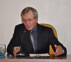 Sigmar Horbach comanda o Legislativo de Quinze de Novembro em 2019