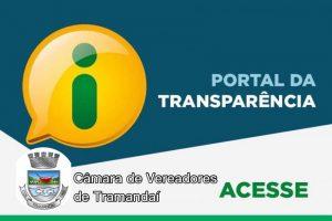 Conheça o Portal da Transparência da Câmara de Vereadores de Tramandaí