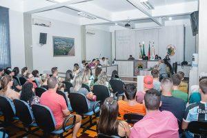 Câmara de Vereadores de Iraí realiza primeira sessão ordinária do ano