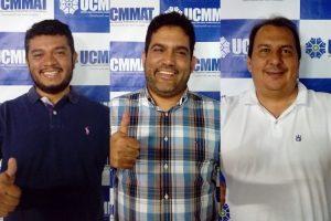 Três candidatos disputam a presidência da UCMMAT