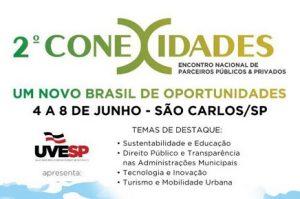 UVESP apresenta 2° Conexidades que será realizado em São Carlos-SP