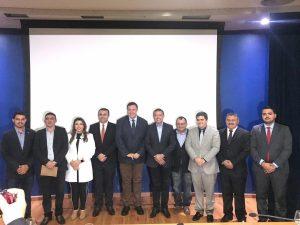 Guto Mota e diretoria da UVC tomam posse na Assembleia Legislativa