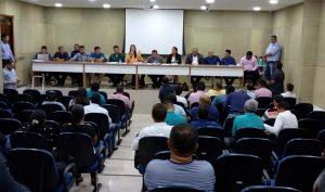 Criada a União dos Vereadores da Região de Carajás e eleita a primeira diretoria