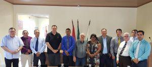 Presidente da UVB visita Cajueiro e Messias em Alagoas