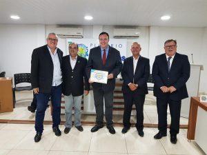 Presidente da UVB e Procuradora do TC/AL, recebem Título de Cidadão Honorário em Murici