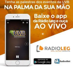Rádio Leg irá transmitir a Marcha dos Vereadores ao Vivo