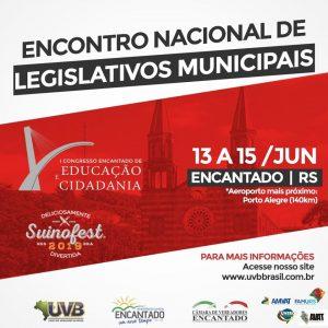Educação e Cidadania integra agentes políticos e educadores em Encantado/RS