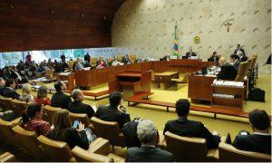 STF estendeu aos deputados estaduais as imunidades de parlamentares federais