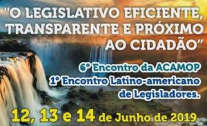 ACAMOP realiza encontro em Foz do Iguaçu