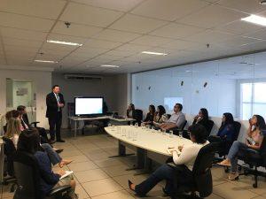 Apresentação da Rede CEDES reúne técnicos da Secretaria Nacional de Desenvolvimento do Esporte e do Lazer,