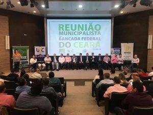 UVC Realiza Encontro  com a Bancada Federal Cearense, em Fortaleza-CE
