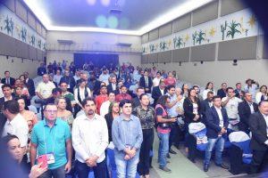 Abertura oficial do Encontro Nacional de Legislativos Municipais que promovido em Caruaru-PE