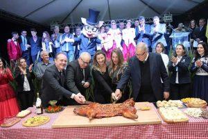 Suinofest valoriza a gastronomia, economia e cultura local e regional