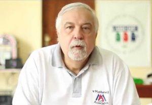 Professor e jornalista Carlos Manhanelli será palestrante em Brasília