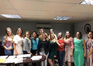 Vereadoras se reúnem na Assembleia Legislativa-CE para debater políticas públicas para as mulheres