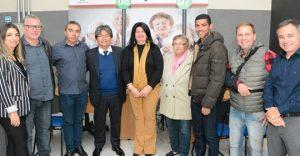 Vereadores  de Vinhedo -SP prestigiam inauguração de novos serviços na central de Atendimento SIM