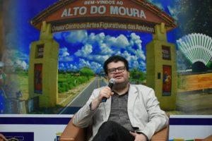 Procurador do MP de Contas de Pernambuco palestrou para vereadores em Caruaru