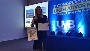 Especialista  em Cripto moedas participou da programação 7° Congresso Nacional de Legislativos Municipais