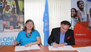 ONU Mulheres e UNOPS firmam parceria pela igualdade de gênero na gestão pública