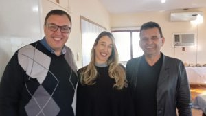 Dákila Pesquisas e União de Vereadores do Brasil se reúnem na cidade gaúcha de Iraí