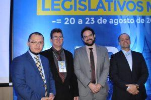 Processo Legislativo Municipal foi tema debatido no 7º Congresso Nacional em Brasília.