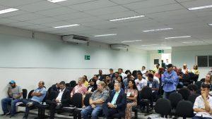 AVRCS realizou Congresso na cidade de Umbaúba/SE.