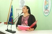 Vereadora Vanessa Gonçalves pede policiamento para Orla da União e qualidade da água em Parintins-AM