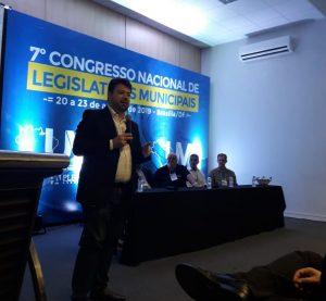 Eleições 2020 como se preparar?  Foi debatido no 7° Congresso Nacional de Legislativos Municipais