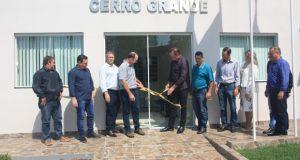 Inaugurada ampliação da sede do Legislativo de Cerro Grande-RS