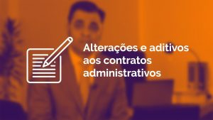 Percentuais de aditivos a contratos continuarão os mesmos da atual Lei de Licitações