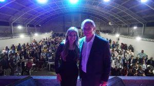 Ciro Gomes fez a abertura oficial do 3º Encontro de Parlamentares Municipalistas em Serrinha-BA