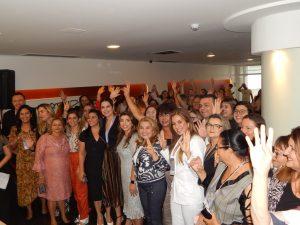 UVC mulher e Vereadoras homenageiam primeira-dama Onélia Santana