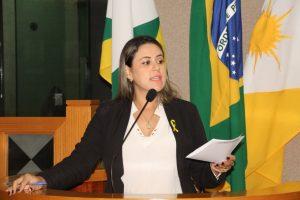Vereadora quer impedir que agressores de mulheres possam ser nomeados em cargos comissionados em Paraíso do Tocantins-TO