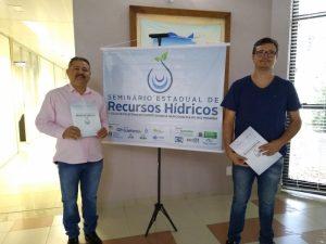 Vereadores participam do 1° Seminário Estadual de Recursos Hídricos em Campo Grande