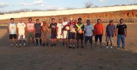 Vereador de João Dias-RN inicia projeto para incentivar o esporte amador