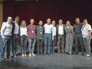 Vereadores de Vinhedo -SP prestigiam 1º Seminário de Prevenção ao Suicídio